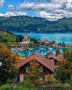 Spiez, Szwajcaria