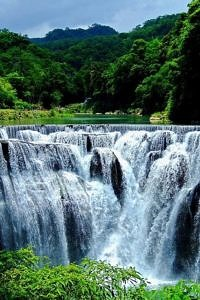 Shifen Waterfall, Tajwan