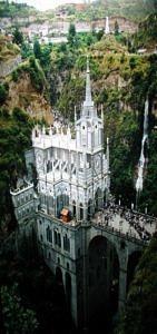 Bazylika Las Lajas, Kolumbia