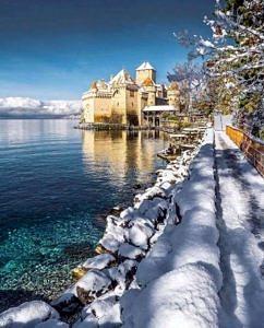 Chillon Szwajcaria