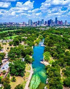 Austin Teksas USA