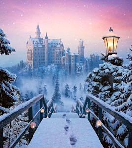 Neuschwanstein  Niemcy