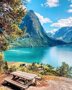 Oppstryn Norwegia