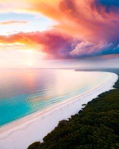 Plaża Hyams Australia