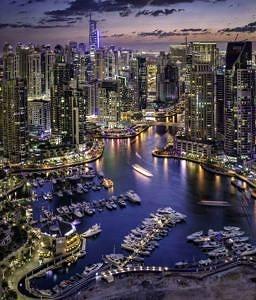 Dubaj Zjednoczone Emiraty Arabskie