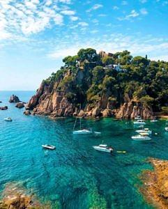 Costa Brava Hiszpania
