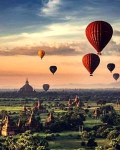 Bagan – Myanmar