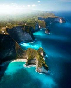 Wyspa Nusa Penida Indonezja
