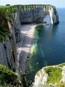 Étretat, Francja