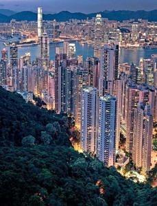 Hongkong Chiny