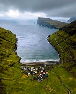 Tjørnuvík , Wyspy Owcze