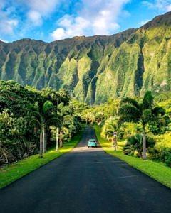 Oahu , Hawaje